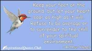 spiritual environment