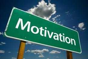 Be Motivated. Excited. Sweet Spot. Inspirational.