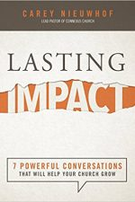 Lasting Impact: 7 Powerful Conversations (Book Review)
