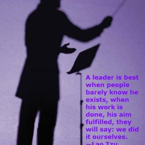 What LEADERSHIP Mistake are you making?