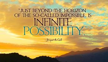 Will You Recognize the Possibility?