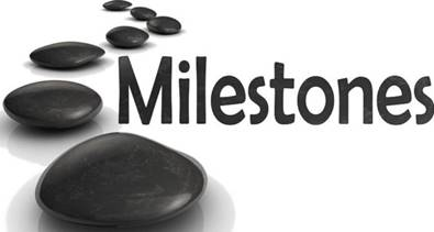 5 Steps to Creating Your Milestones
