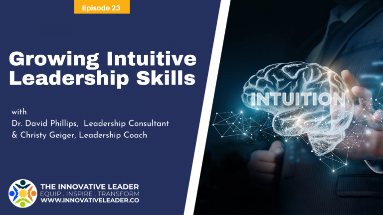 intuitive leadership skills
