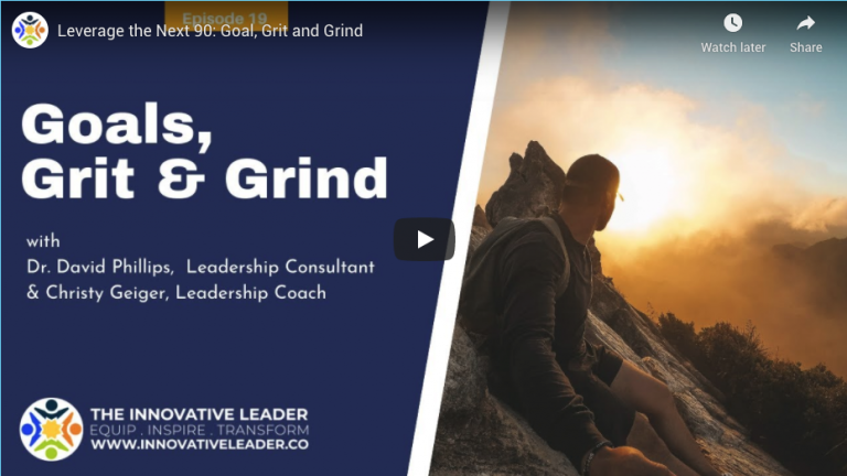 Christy Geiger Leadership 4.0 Coach